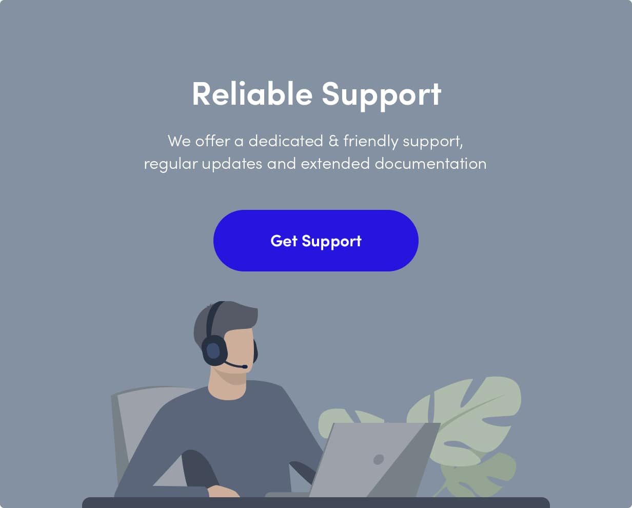 Sober WordPress theme get supported